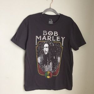 GAP | Bob Marley T-shirt Black Medium